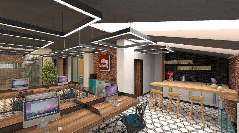 Sacura mimarlık_dilim börek_ office design