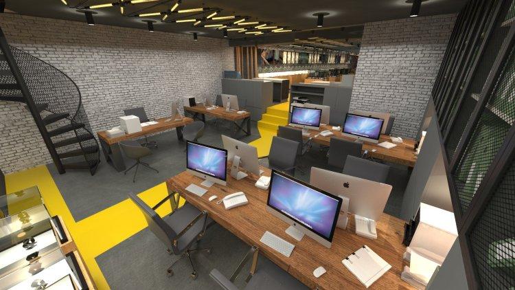 Baytekin store_office area_sacura mimarlık1