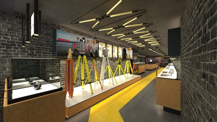 Baytekin store_retail store design_sacura mimarlık